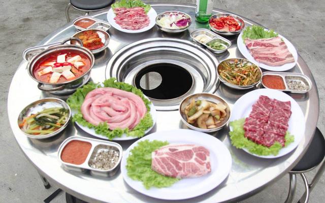 Sam Won Restaurant - Món Hàn Quốc