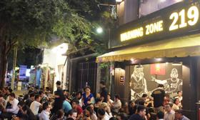 Warning Zone - 219 Nguyễn Văn Thủ
