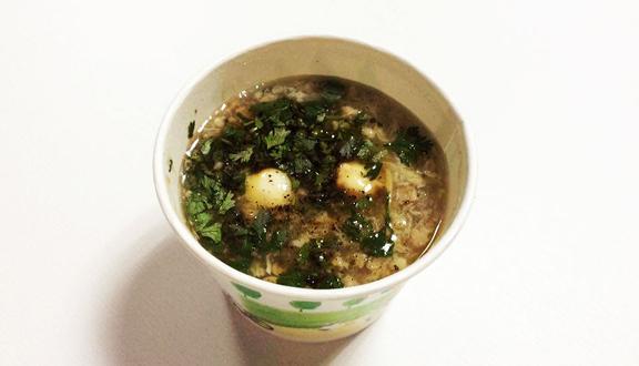 Súp Cua - Trần Khắc Chân