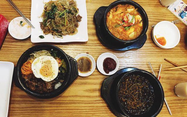 Korea Fastfood