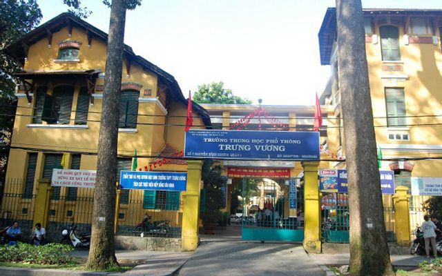 Trường THPT Trưng Vương
