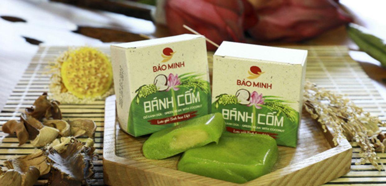 Bảo Minh - Đặc Sản Bánh Cốm Hàng Than | Đặt Món & Giao ship tận nơi | Now.vn