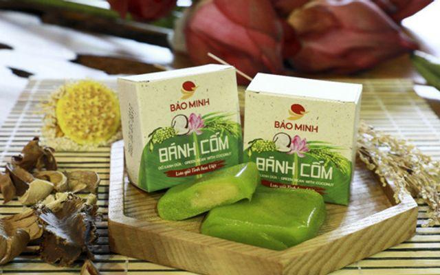 Bảo Minh - Đặc Sản Bánh Cốm Hàng Than