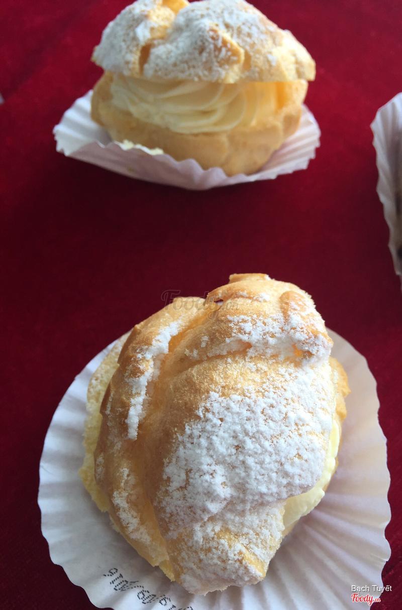 Bánh Su kem Vani
