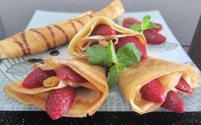 Bánh Crepe - Trần Bình