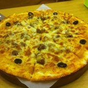 Pizza Bò Nướng Vàng