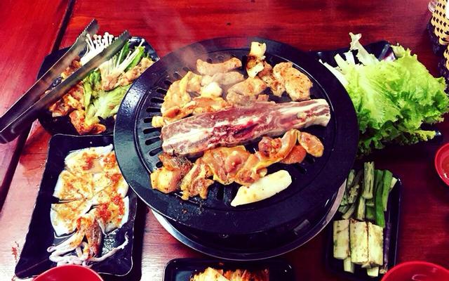 Jeju BBQ Nướng Lẩu