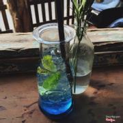 Blue Ocean Soda
