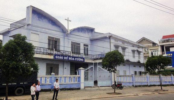 Nhà Thờ Giáo Xứ Hòa Cường