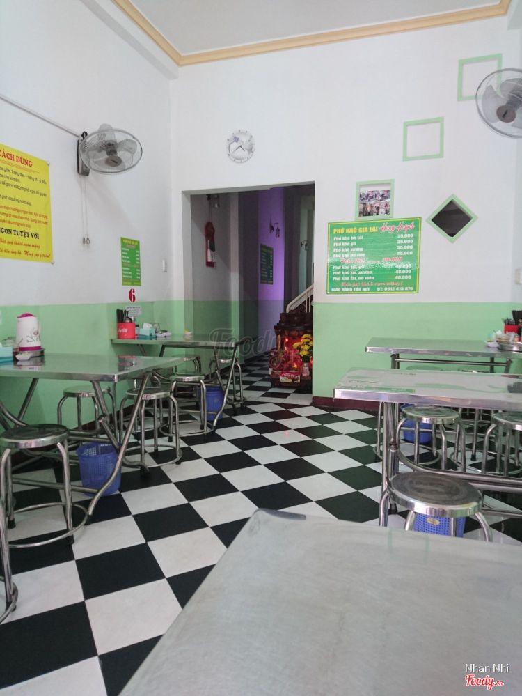 Phở Khô Gia Lai ở Khánh Hoà