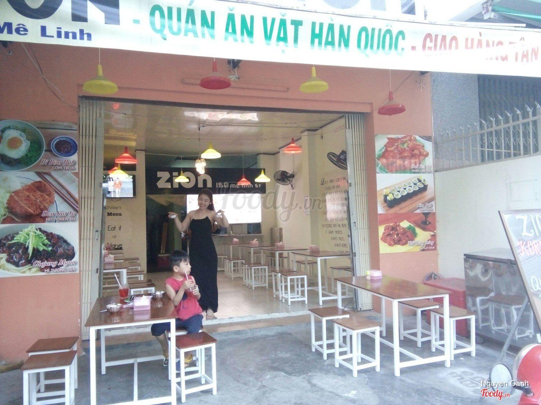 Quán Ăn Hàn Quốc Ở Nha Trang