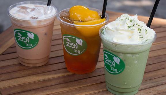 Zen Tea - 30 Tháng 4