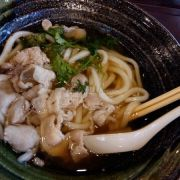 Mì udon heo cay - 75K