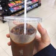 Cafe nâu đá 6k