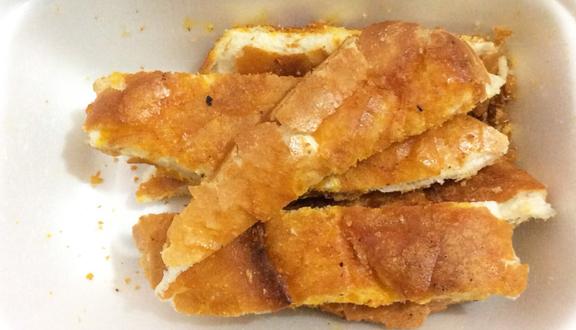 Bánh Mì Nướng Muối Ớt - Phù Đổng Thiên Vương