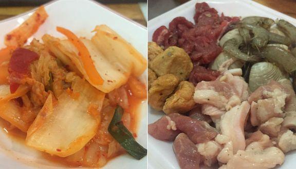 Quán Ăn Hàn Quốc - Lẩu Kim Chi & Nướng