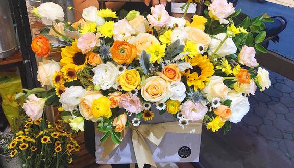 Sun Flower - Chùa Quỳnh