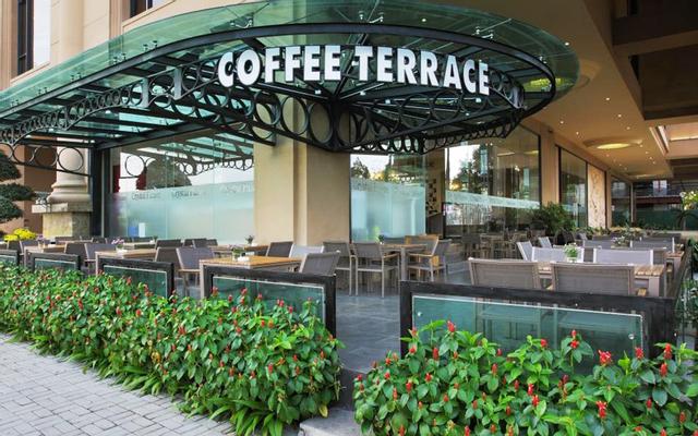 Coffee Terrace - MerPerle Crystal Palace