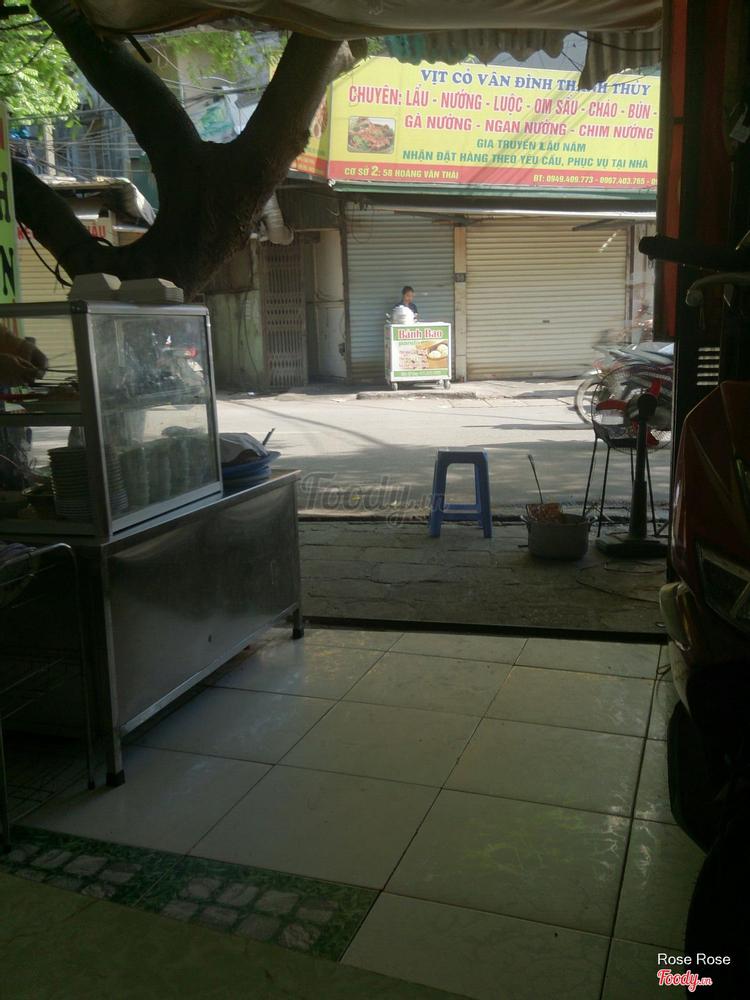 Bánh Cuốn ở Hà Nội