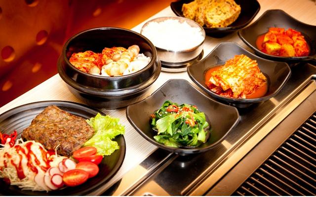Korea House - Đồ Ăn Hàn Quốc - Doãn Kế Thiện
