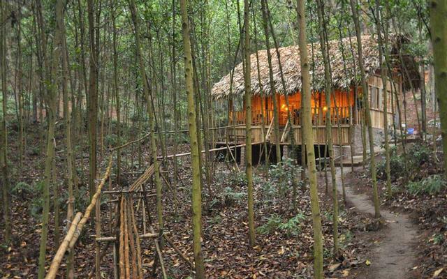 Khu Sinh Thái Bản Rõm