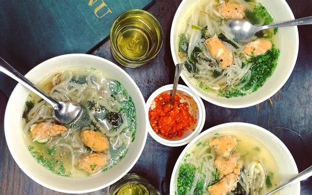 Seaweed Food - Bánh Canh Cua Rong Biển