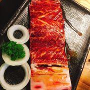 Phần thịt này rất ngon!