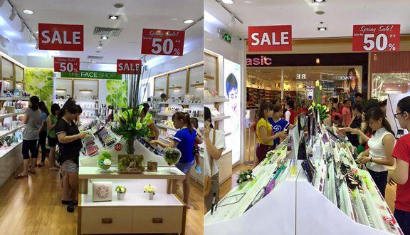 The Face Shop - AEON Mall Bình Dương