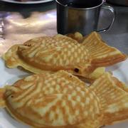 Bánh cá nướng Rove
