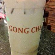 Trà sữa Gong Cha đen