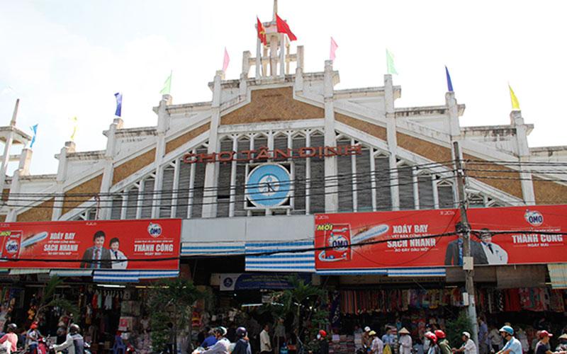 Chợ Tân Định ở Quận 1, TP. HCM | Foody.vn