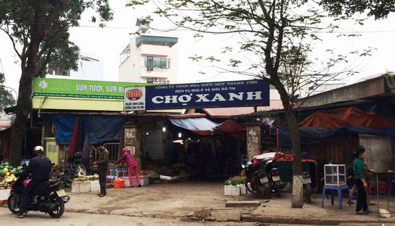 Chợ Xanh - KĐT Định Công
