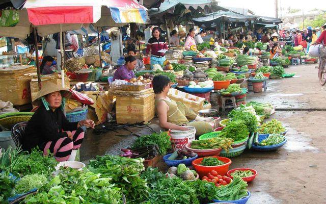 Chợ Quỳnh Mai