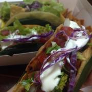 Tacos gà xào mexico