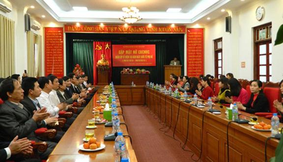 Công Đoàn Nông Nghiệp Và Phát Triển Nông Thôn Việt Nam