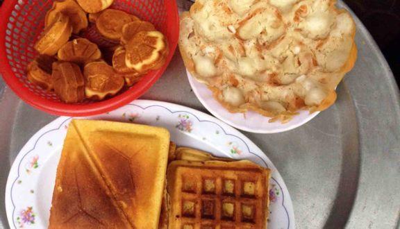 Bánh Bò - Chợ Máy Đá