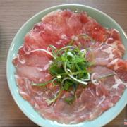 Thịt ăn lẩu
