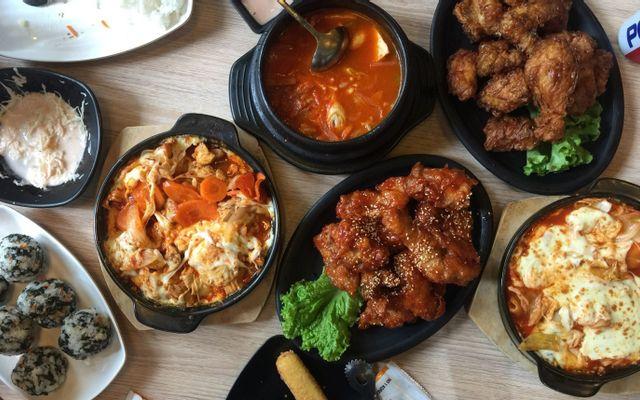 Papas' Chicken - Xuân Thủy