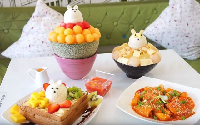 Crazy Bingsu - Korea Snow Dessert & Smoothies