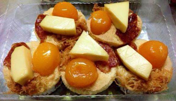 Tina Baker - Tiệm Bánh Online