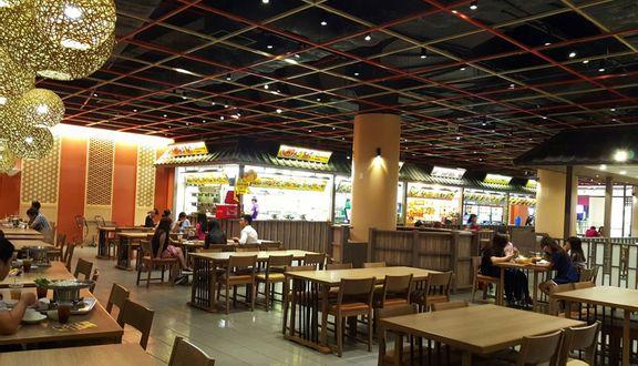 Foodcourt - Aeon Mall Canary Bình Dương