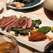 Thịt heo Tây Ban Nha xào cari Garam Masala (390k)