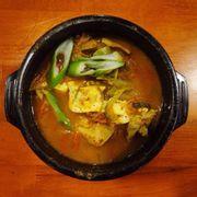 Soup kimchi (120k)
