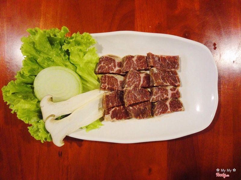 Thịt bò Kkotsal