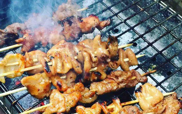Quán Cô Tiên - Thịt & Lòng Nướng
