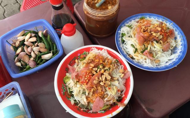 Bún Mắm - Mì Quảng - Hoàng Diệu