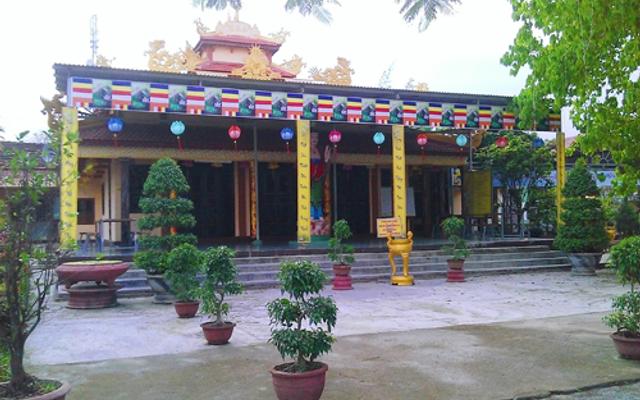 Chùa Hải Vân Sơn
