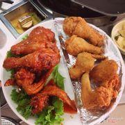 5 đùi, 5 cánh gà