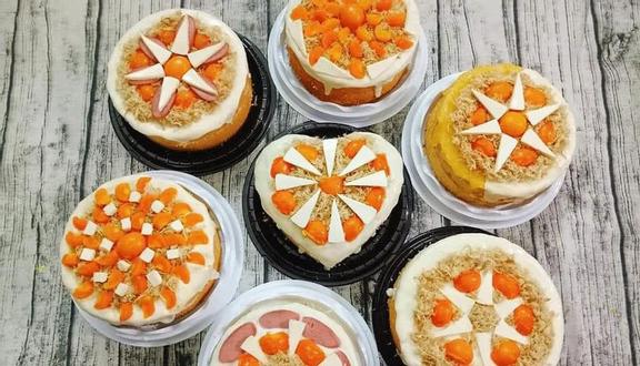 Bánh Bông Lan Trứng Muối Sunny Bakery - Shop Online
