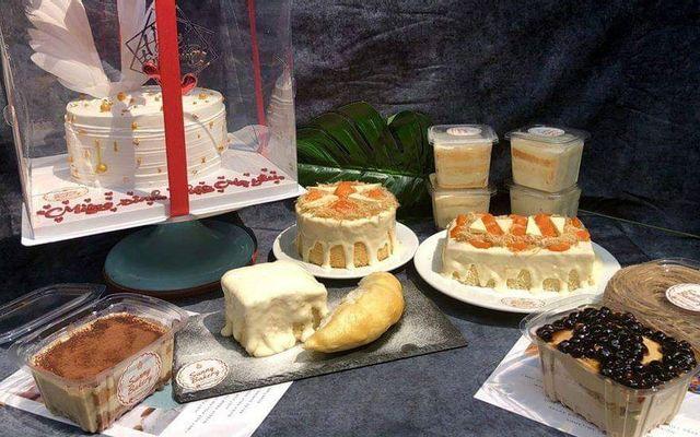 Bánh Bông Lan Trứng Muối Sunny Bakery - Shop Online - Lê Đức Thọ